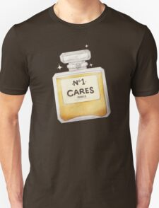 Chanel Parody - no.1 Cares Unisex T-Shirt