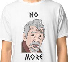 John Hurt War Doctor Who Classic T-Shirt