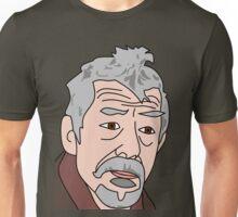 John Hurt War Doctor Who 2 Unisex T-Shirt