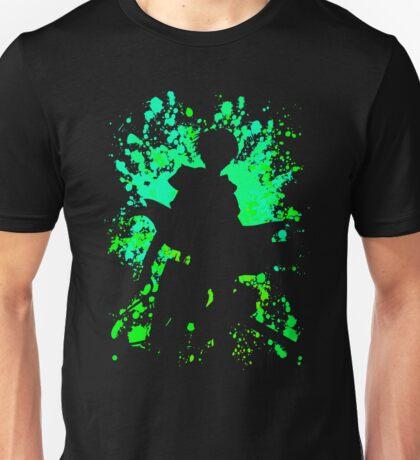 Levi Paint Splatter Anime Manga Shirt Unisex T-Shirt