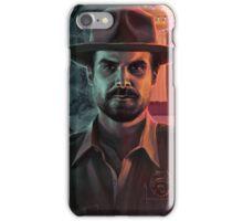 Chief Hopper iPhone Case/Skin