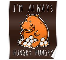 Always Hungry Poster