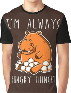 Always Hungry Graphic T-Shirt
