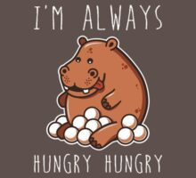 Always Hungry One Piece - Short Sleeve