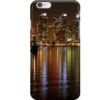 San Diego Skyline Night iPhone Case/Skin