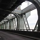 On the Verrazano Bridge by Gilda Axelrod