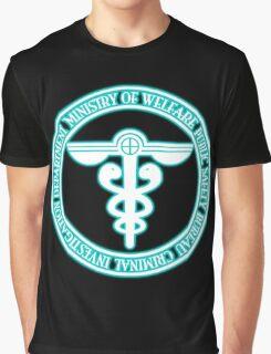 Public Safety Bureau Graphic T-Shirt