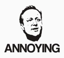 David Cameron. Annoying. by jezkemp