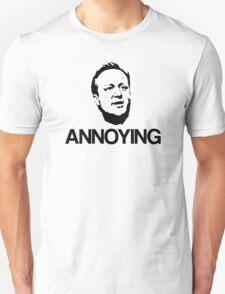 David Cameron. Annoying. T-Shirt