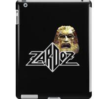 Zardoz mask logo iPad Case/Skin