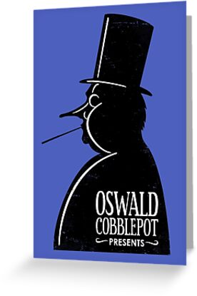 Cobblepot Presents by Adho1982