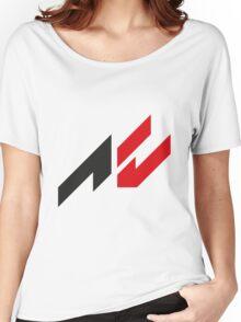 Assetto Corsa Logo Women's Relaxed Fit T-Shirt