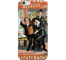 Performing Arts Posters Chas E Evans in David Belascos comedy Naughty Anthony 1319 iPhone Case/Skin