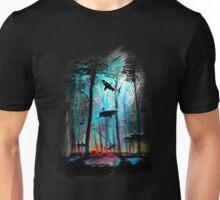 Shark Forest Unisex T-Shirt