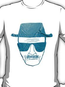 Heisenberg Face  T-Shirt