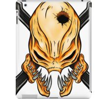 Elite Skull - Halo Legendary Orange iPad Case/Skin