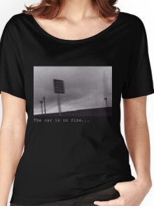 Godspeed You! Black Emperor Women's Relaxed Fit T-Shirt