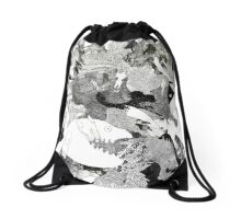 Paranoia II Drawstring Bag