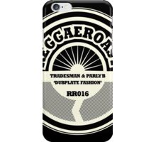 Reggaeroast iPhone Case/Skin