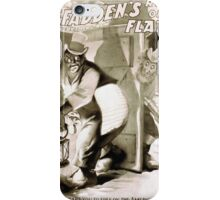 Performing Arts Posters McFaddens row of flats the comedy that has made millions laugh everything new 1301 iPhone Case/Skin