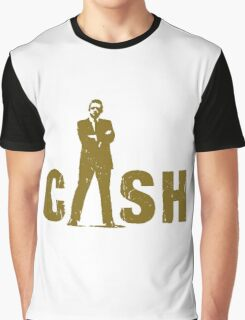 gold silhouette art the legend Graphic T-Shirt