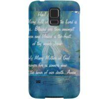 Hail Mary Samsung Galaxy Case/Skin