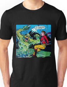 Swamp Sludge Thing attacks Unisex T-Shirt