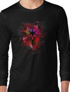 Dark Knight FFXIV - Are you afraid of the Dark? Long Sleeve T-Shirt