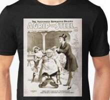 Performing Arts Posters The successful romantic drama A grip of steel 1086 Unisex T-Shirt