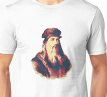 hope art leonardo da vinci Unisex T-Shirt