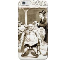 Performing Arts Posters The successful romantic drama A grip of steel 1086 iPhone Case/Skin