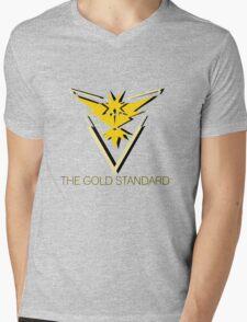 Team Instinct - Gold Standard Mens V-Neck T-Shirt