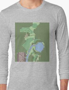 Pokemon Route 1 (Gen 5) Long Sleeve T-Shirt