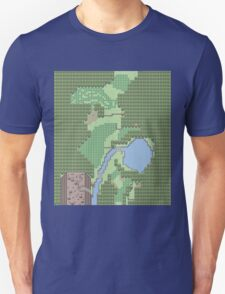 Pokemon Route 1 (Gen 5) Unisex T-Shirt