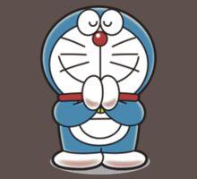 Greeting Doraemon One Piece - Short Sleeve