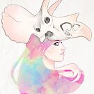 Triceratops  by LaLotty