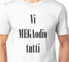 Coxismo . Perry Cox quote ITA  Unisex T-Shirt