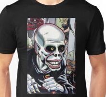 Horrible Evil Undead Ghoul Unisex T-Shirt