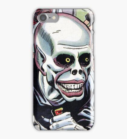 Horrible Evil Undead Ghoul iPhone Case/Skin