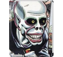 Horrible Evil Undead Ghoul iPad Case/Skin