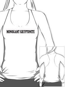 Monogamy Kryptonite T-Shirt
