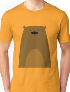 Stumped Bear Unisex T-Shirt