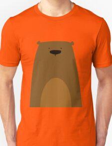 Stumped Bear Unisex T-Shirt
