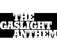 The Gaslight Anthem Men's T-Shirt Photographic Print