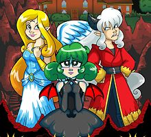 Ah Heck!! The Angel Chronicles 2 by Zorilita