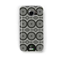 Aztec Black Eye Samsung Galaxy Case/Skin