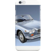 Poster artwork - Lancia Flavia Vingale iPhone Case/Skin