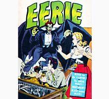 Eerie Vampire Comic Cover Unisex T-Shirt