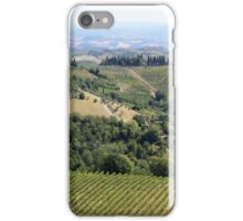 Chianti nearby iPhone Case/Skin