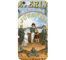 Performing Arts Posters Haverlys New York Juvenile Pinafore Company 50 artists 50 0377 iPhone Case/Skin